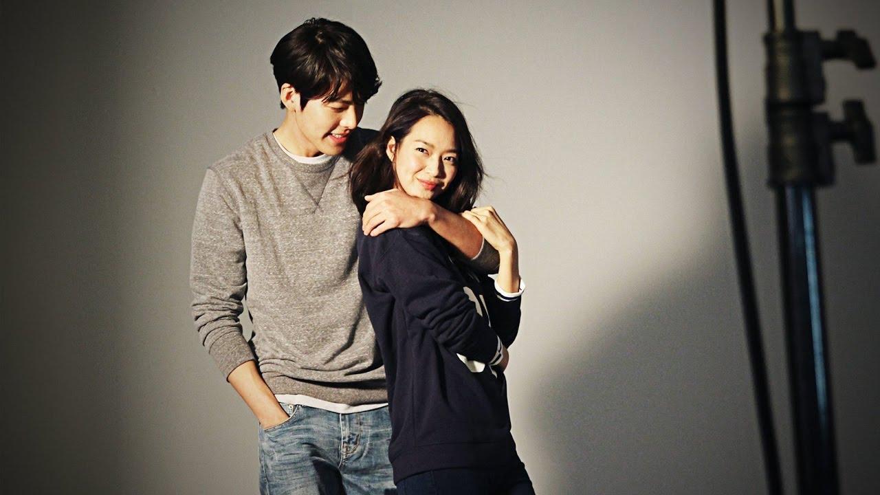 Молодая пара южной кореи